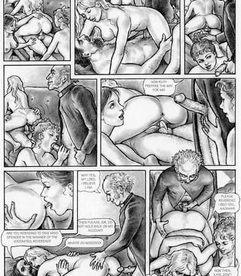 The Young Governess comic porn sex 043