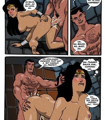 Porn Comics - Themysciran Dungeons