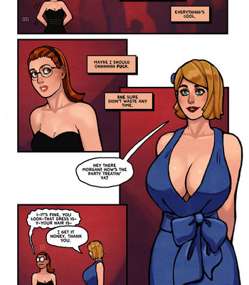 This Romantic World 3 - The Party comic porn sex 021