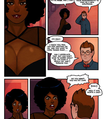 This Romantic World 3 - The Party comic porn sex 034