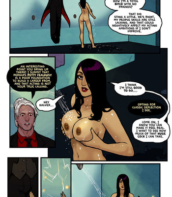 This Romantic World 4 - A Day In Castlewood comic porn sex 012