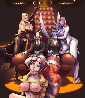 Porn Comics - Thrallfire Club
