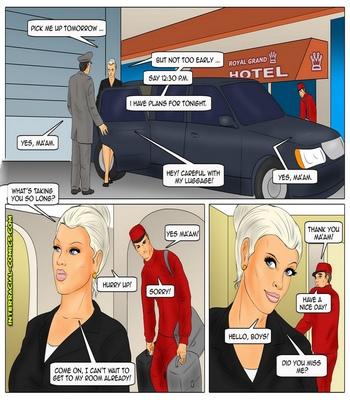 Three-Days-In-Chicago 4 free sex comic