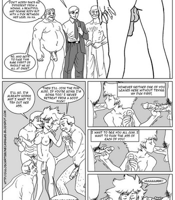 Three Men And A Doll comic porn sex 003
