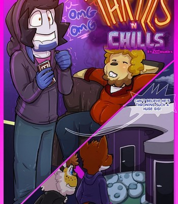 Porn Comics - Thrills 'N Chills