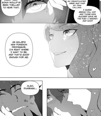Through The Screen – A Leon NTR Story comic porn sex 013