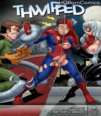 Porn Comics - Thwipped