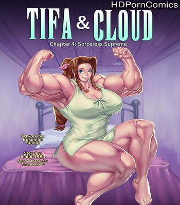 Porn Comics - Tifa & Cloud 4 – Sorceress Supreme