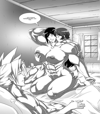Tifa-and-Cloud-4-Sorceress-Supreme 3 free sex comic