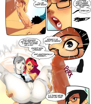 Time Stop And Bop 2 comic porn sex 014