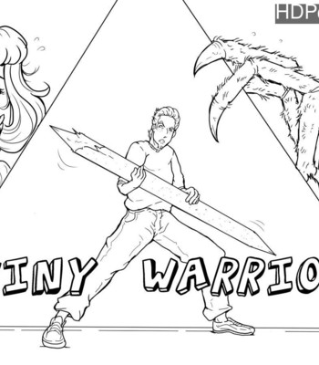Porn Comics - Tiny Warrior