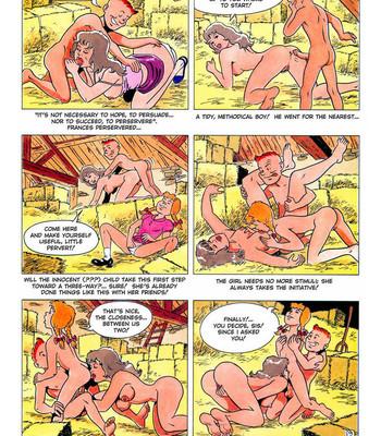 Titi Fricoteur 1 comic porn sex 010