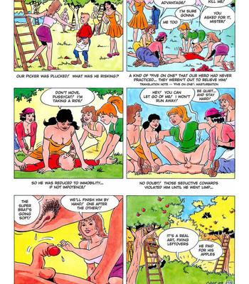 Titi Fricoteur 1 comic porn sex 019