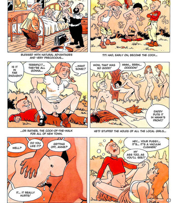 Titi Fricoteur 2 comic porn sex 002