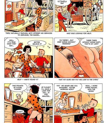 Titi Fricoteur 2 comic porn sex 003