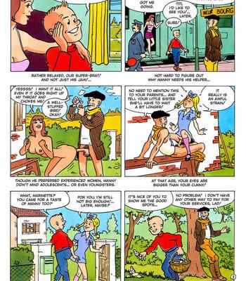 Titi Fricoteur 2 comic porn sex 008