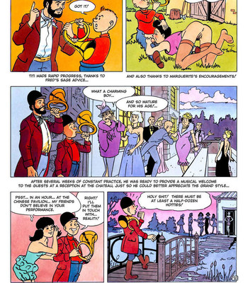 Titi Fricoteur 2 comic porn sex 011