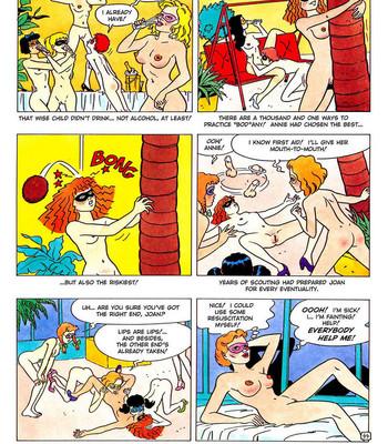 Titi Fricoteur 2 comic porn sex 045