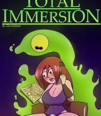 Porn Comics - Total Immersion