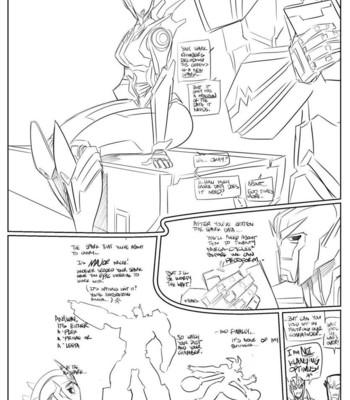 Porn Comics - Transformers Go