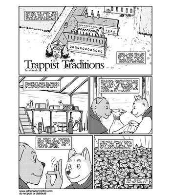 Porn Comics - Trappist Traditions