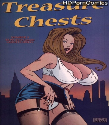 Porn Comics - Treasure Chests 3