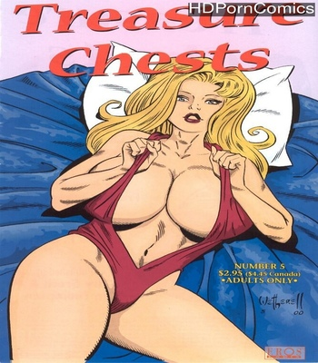 Porn Comics - Treasure Chests 5