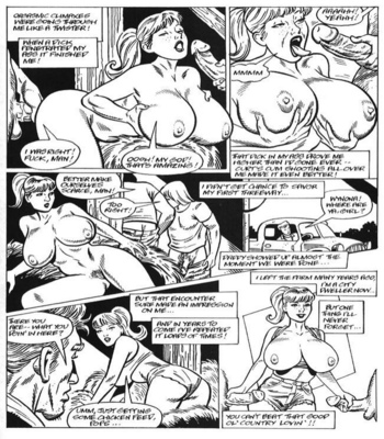Treasure Chests 6 comic porn
