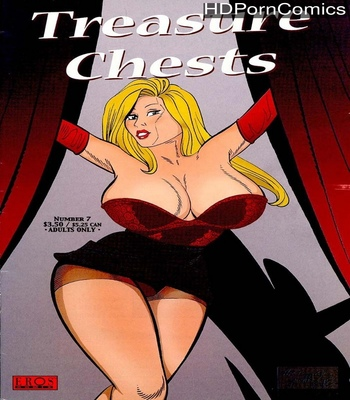 Porn Comics - Treasure Chests 7