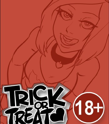 Porn Comics - Trick Or Treat