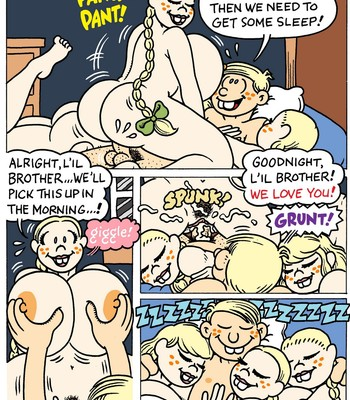 Triplets comic porn sex 007