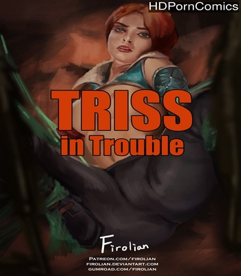 Triss In Trouble comic porn thumbnail 001