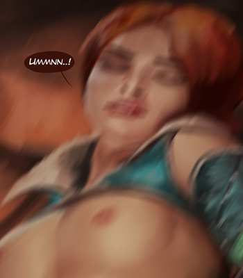 Triss In Trouble comic porn sex 004