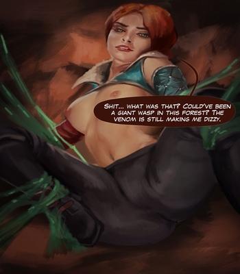 Triss In Trouble comic porn sex 006