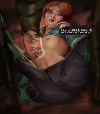 Triss-In-Trouble 8 free sex comic