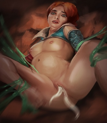 Triss In Trouble comic porn sex 020