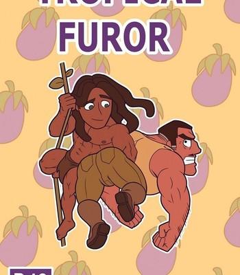 Porn Comics - Tropical Furor