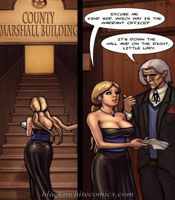 True-Dick 8 free sex comic