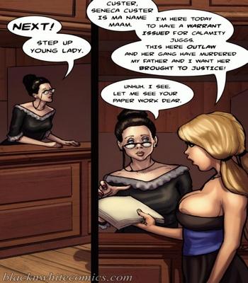 True-Dick 9 free sex comic