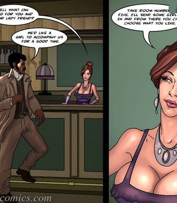 True-Dick 161 free sex comic