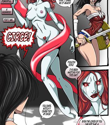 True Injustice Supergirl comic porn sex 015