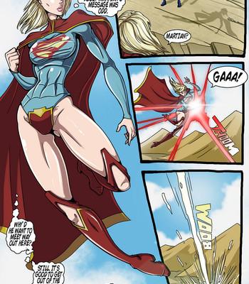 True Injustice Supergirl comic porn sex 019