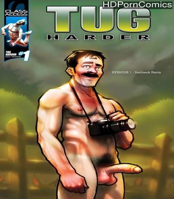 Porn Comics - Tug Harder 1