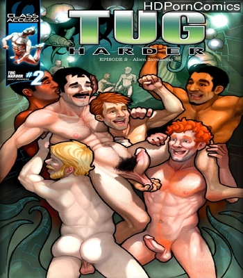 Porn Comics - Tug Harder 2