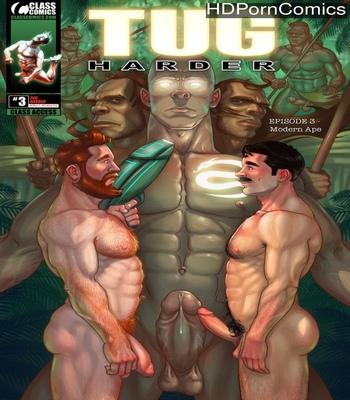 Porn Comics - Tug Harder 3