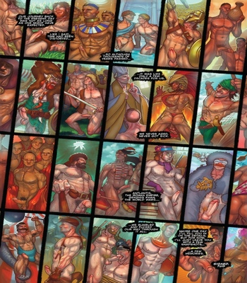 Tug Harder 3 comic porn