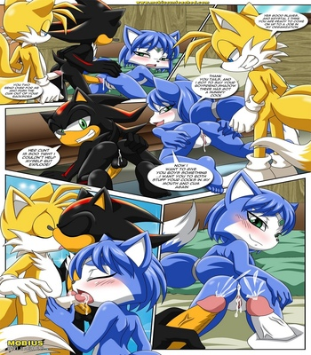 Turning-Tails 7 free sex comic