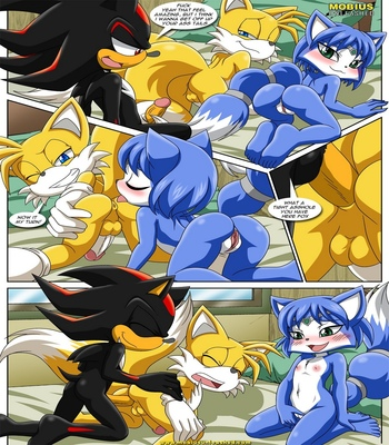 Turning-Tails 9 free sex comic