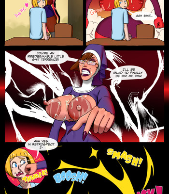 Twisted Sisters comic porn sex 005