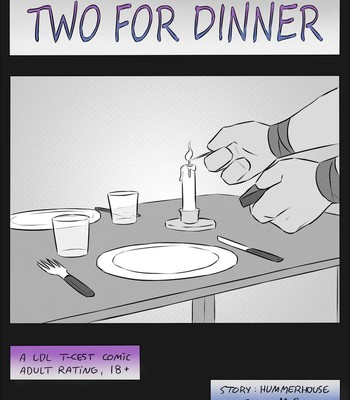 Porn Comics - Two For Dinner